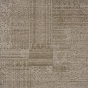Керамогранит Serra «Victorian 581» floor rug decor brown matt (60Х60Х1 см)