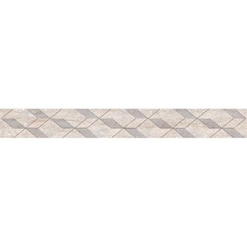 Бордюр AZORI «Ascoli» Grey Diamond (63Х7.5 см)