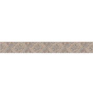Бордюр AZORI «Amadeus» Beige (50.5Х6.2 см)