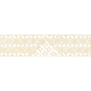 Плитка настенная (декор) CERSANIT «Arizona» вставка беж ZA1C011 (25Х6 см)