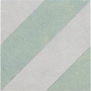 Керамогранит напольный/настенный Pamesa «Artstract» Diagonals sage (22.3Х22.3 см)