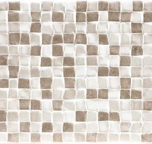 Плитка настенная Pamesa «Atrium Alpha» Cubic Taupe (25Х70 см)
