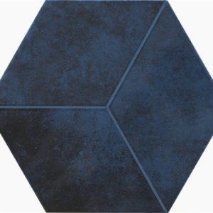 Плитка настенная (керамогранит) Pamesa «Kingsbury» navy (19.6Х22.8 см)