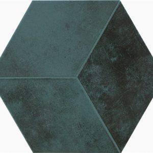 Плитка настенная (керамогранит) Pamesa «Kingsbury» vert (19.6Х22.8 см)