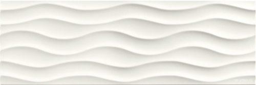 Плитка настенная Pamesa «T4U Placage/White» Neige Blanco Mate (25Х75 см)