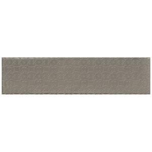 Плитка настенная Decocer «Florencia» DECOR GRIGIO (30Х7.5Х0.6 см)