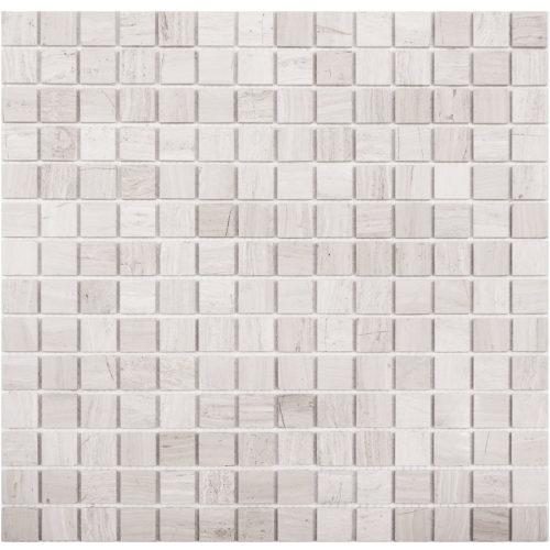 "Каменная мозаика Starmosaic ""Wild Stone"" GREY POLISHED (сетка 30.5Х30.5Х0.4 см)"