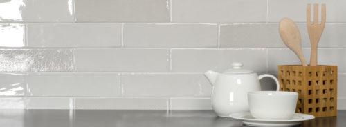 Плитка настенная Decocer «Florencia» SUPER BLANCO (30Х7.5Х0.6 см)
