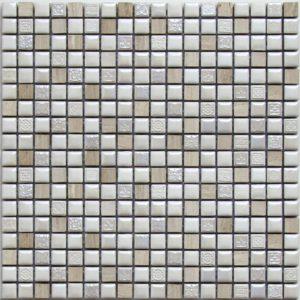 Керамическая мозаика Bonaparte Iceland (сетка 30Х30Х0.8 см)