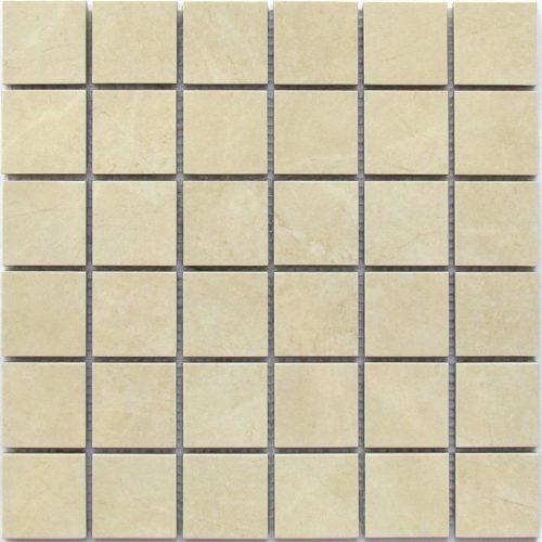 Керамическая мозаика Bonaparte Levin Marfil (керамогранит) (сетка 30X30Х1 см)