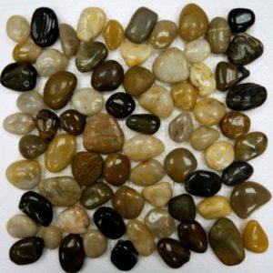 Мозаика из натурального камня Bonaparte Mix jack (сетка 30.5Х30.5Х1.3 см)
