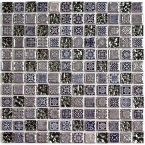 Керамическая мозаика Bonaparte Morocco (сетка 30X30Х0.8 см)