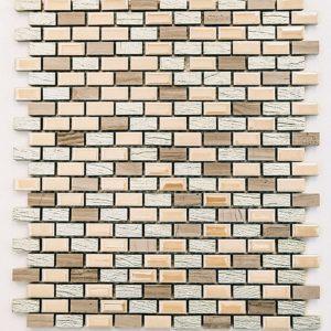 Керамическая мозаика Bonaparte Select (сетка 30.6X26.9Х0.8 см)
