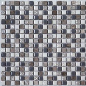 Керамическая мозаика Bonaparte Smoke (сетка 30X30Х0.8 см)