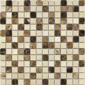 Мозаика из натурального камня Bonaparte Turin-20 (Pol) (сетка 30.5Х30.5Х0.7 см)