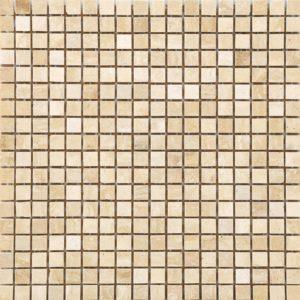Мозаика из натурального камня Bonaparte Valencia-15 (сетка 30.5Х30.5Х0.7 см)
