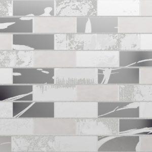 Плитка настенная AltaСera «Glent» Antre White WT9ANR00 (24.9Х50 см)