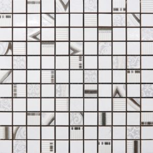 Плитка настенная (мозаика) AltaСera «Bella» Mosaic Bella DW7MBE00 (30.5Х30.5Х0.9 см)