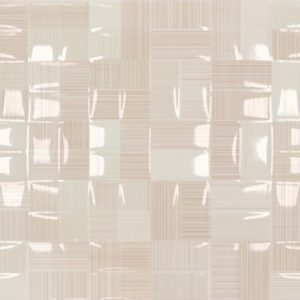 Плитка настенная (декор) AltaСera «BLIK Crema» TWIST Beige WT9TWS11 (24.9Х50 см)