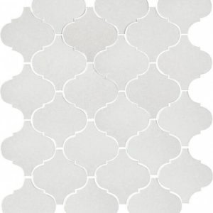 Плитка настенная KERAMA MARAZZI «Арабески глянцевый» белый 65000 (30Х26Х0.8 см)