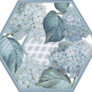 Плитка настенная KERAMA MARAZZI «Аньет» серый 24008 (23.1Х20Х0.6 см)