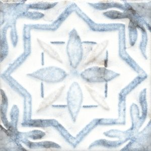 Плитка настенная (декор) KERAMA MARAZZI «Барио» беж DD\B28\17023 (15Х15Х0.6 см)