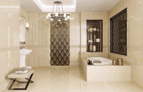 Керамогранит Italon «Charme Floor Project» Black люкс (59Х59 см)