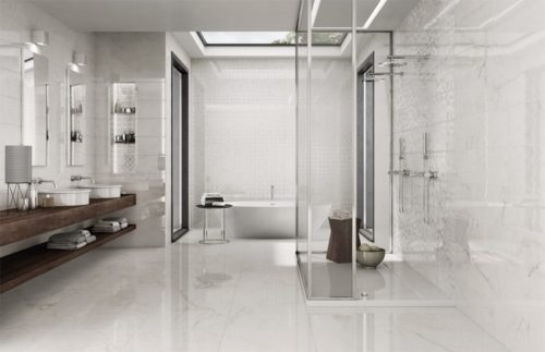 Керамогранит Italon «Charme Floor Project» Black люкс (59Х59 см)