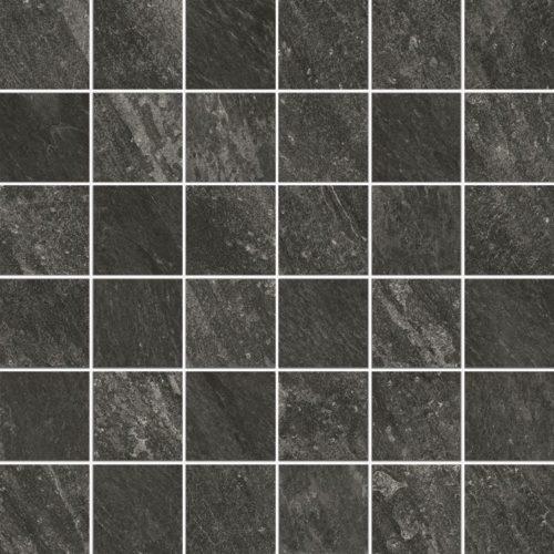 Керамогранит Italon «Climb» мозаика Graphite Новая Упаковка натуральный (30Х30 см)