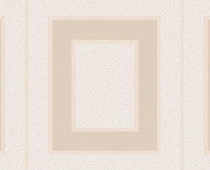 Плитка настенная (декор) KERAMA MARAZZI «Вилланелла» Геометрия беж MLD/B68/15084 (40Х15Х0.8 см)