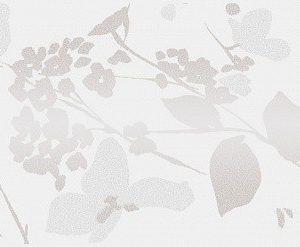Плитка настенная (декор) KERAMA MARAZZI «Вилланелла» цветы белый MLD/A67/15000 (40Х15Х0.8 см)