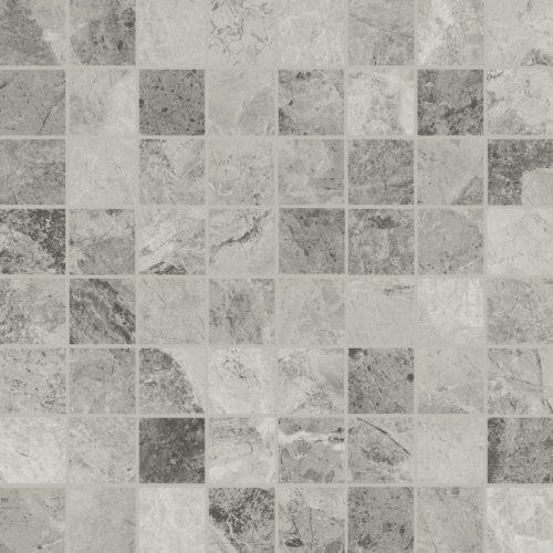 Керамогранит Italon «Charme Extra Floor Project» Мозаика Silver люкс (29.2Х29.2 см)