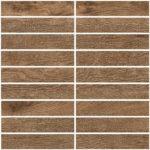 Керамогранит (мозаика) GRASARO «Italian Wood» G-252/SR/m11 (30.7Х30.7Х1 см)