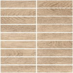 Керамогранит (мозаика) GRASARO «Italian Wood» G-250/SR/m11 (30.7Х30.7Х1 см)