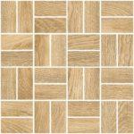 Керамогранит (мозаика) GRASARO «Italian Wood» G-251/SR/m12 (24.5Х24.5Х1 см)