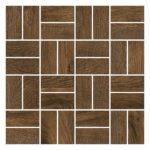 Керамогранит (мозаика) GRASARO «Italian Wood» G-253/SR/m12 (24.5Х24.5Х1 см)