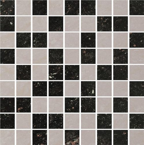Керамогранит (мозаика) GRASARO «Crystal» микс G-600(640)/РR/m01 (30Х30Х1 см)