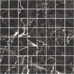 Керамогранит (мозаика) KERRANOVA «Black&White» K-61/LR/m01 (30Х30Х1 см)