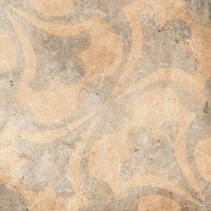 Керамогранит (вставка) GRASARO «Tivoli» серый G-242/S/t01 (9.5Х9.5Х0.9 см)