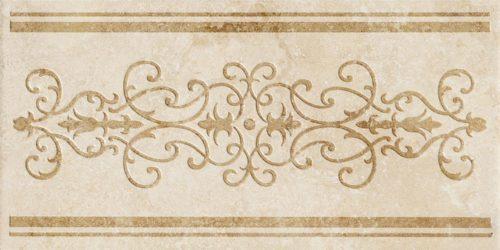 Керамогранит (декор) Italon «NL-Stone» Ivory Ninfea патинированный (30Х60 см)