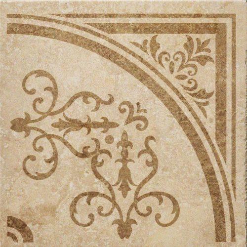 Керамогранит (декор) Italon «NL-Stone» Almond Ninfea патинированный (30Х30 см)