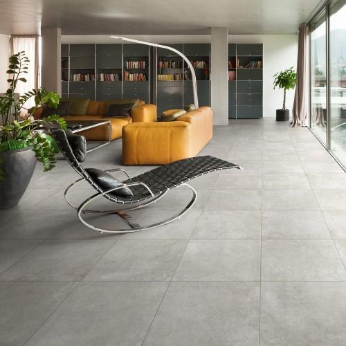 Керамогранит GRASARO «Beton» серый G-1102/MR (60Х60Х1 см)