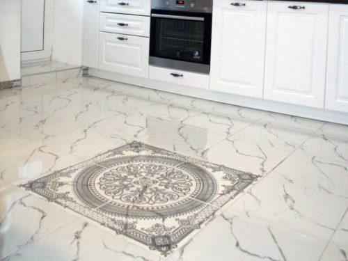 Керамогранит (мозаика) GRASARO «Classic Marble» G-270/G/m01 (30Х30Х0.9 см)