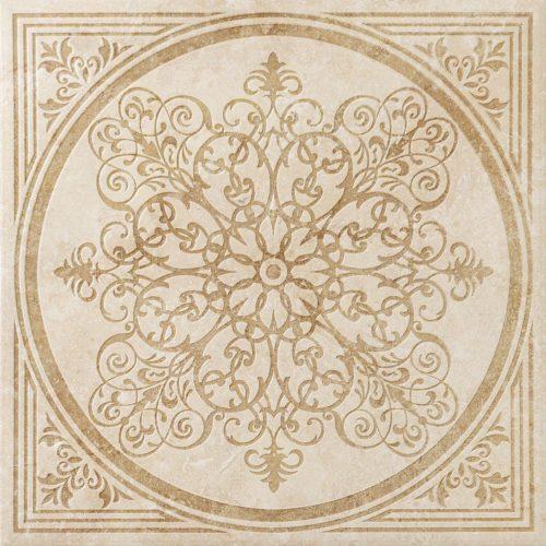 Керамогранит (декор) Italon «NL-Stone» Ivory Bloom патинированный (60Х60 см)