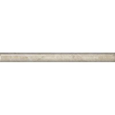 Бордюр KERAMA MARAZZI «Гран-Виа» беж светлый обрезной SPA039R (30Х2.5Х1.9 см)