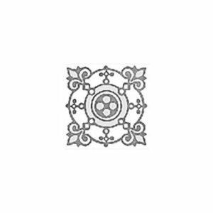 Керамогранит (вставка) GRASARO «Classic Marble» G-270/G/t03 (7Х7Х0.8 см)