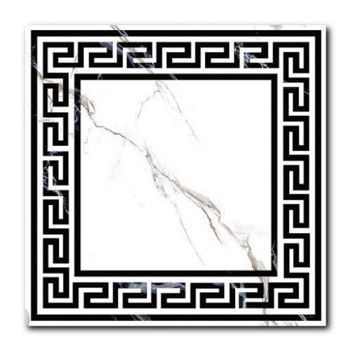 Керамогранит (декор) GRASARO «Classic Marble» G-270/G/d01 (40Х40Х0.8 см)