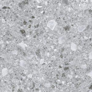 Керамогранит KERRANOVA «Terrazzo» Light Grey K-331/MR (120Х60Х1.1 см)