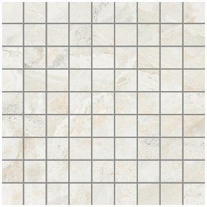 Керамогранит (мозаика) KERRANOVA «Premium Marble» Light Grey K-935/LR/m01 (2w935/m01) (2w951/gr) (30Х30Х1 см)