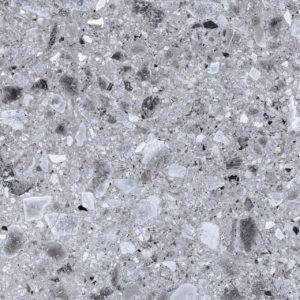 Керамогранит KERRANOVA «Terrazzo» Light Grey K-331/MR (60Х60Х1 см)